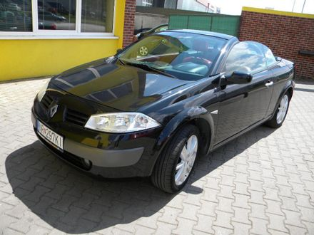 Renault Mégane Cabrio 2.0 16V Authentique Confort