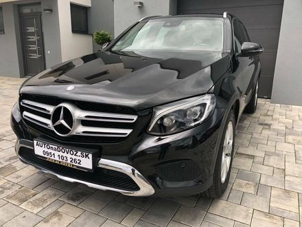 Mercedes-Benz GLC SUV Mercedes  220d 4Matic