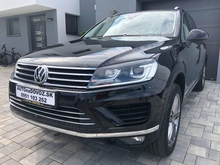 Volkswagen Touareg II 3.0 V6 TDI BMT 4MOTION EXECUTIVE EDITION