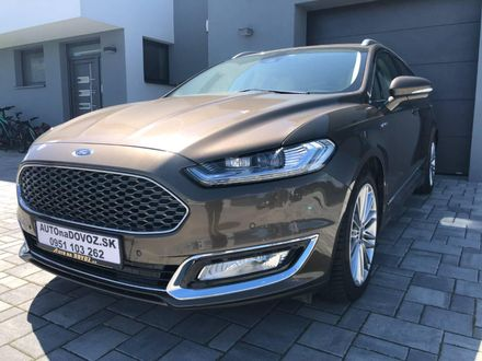 Ford Mondeo Combi 2.0 TDCi Duratorq Vignale AWD A/T