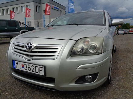 Toyota Avensis 2.0 D-4D Exclusive
