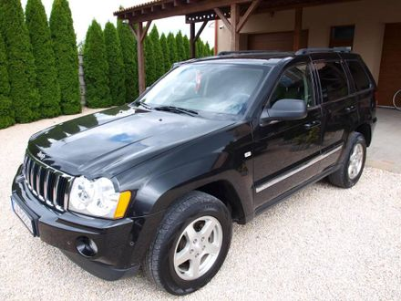 Jeep Grand Cherokee 3.0 CRD Overland A/T