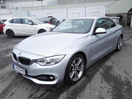 BMW rad 4 Cabrio 2.0